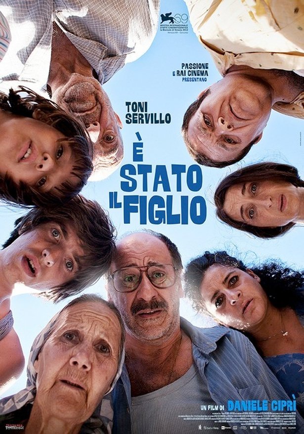 Official Poster for E' stato il figlio – It was the Son (Daniele Cipri – 2012)